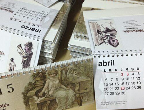 Calendarios impresos, publicidad todo el año