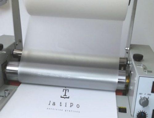 ¿Qué es el plastificado en impresión?